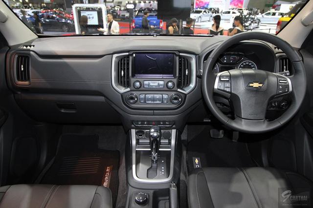 SUV cỡ trung Chevrolet Trailblazer được bổ sung phiên bản Z71 cao cấp hơn - Ảnh 11.