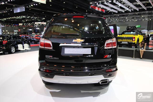 SUV cỡ trung Chevrolet Trailblazer được bổ sung phiên bản Z71 cao cấp hơn - Ảnh 12.