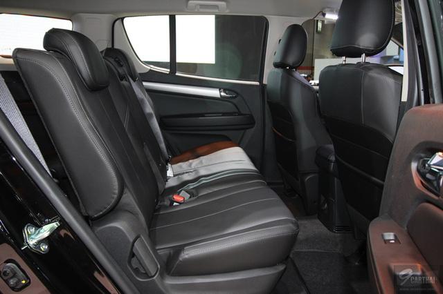 SUV cỡ trung Chevrolet Trailblazer được bổ sung phiên bản Z71 cao cấp hơn - Ảnh 13.