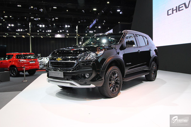 SUV cỡ trung Chevrolet Trailblazer được bổ sung phiên bản Z71 cao cấp hơn - Ảnh 14.