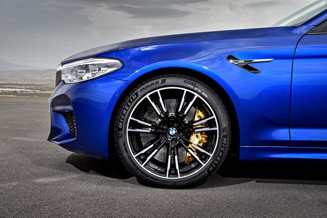 Sedan hiệu suất cao BMW M5 2018 chính thức được vén màn - 08
