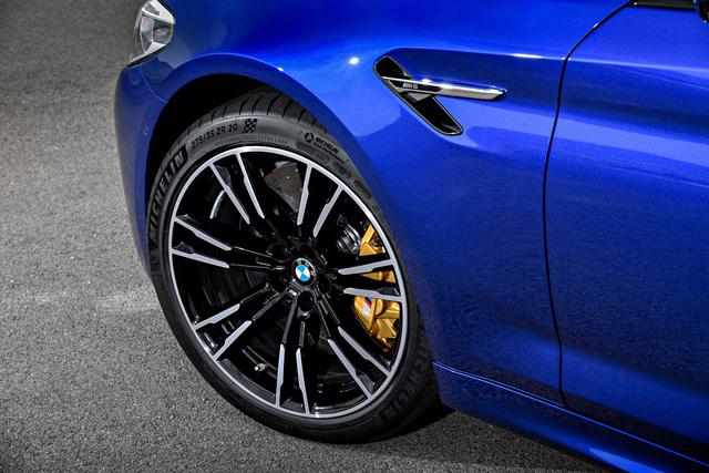 Sedan hiệu suất cao BMW M5 2018 chính thức được vén màn - 09