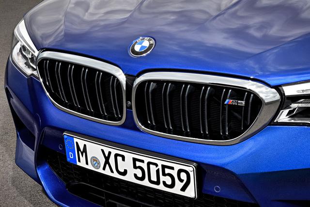 Sedan hiệu suất cao BMW M5 2018 chính thức được vén màn - 10