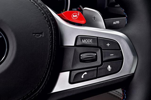 Sedan hiệu suất cao BMW M5 2018 chính thức được vén màn - 14
