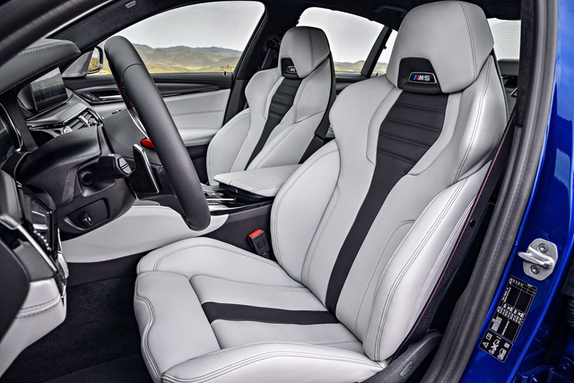 Sedan hiệu suất cao BMW M5 2018 chính thức được vén màn - 16