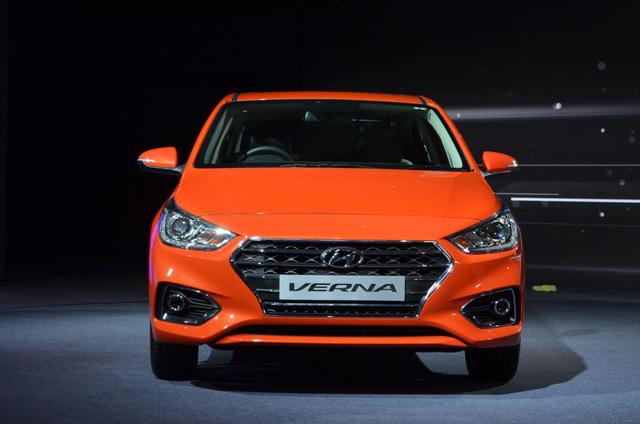 Phát thèm với xe chưa đến 300 triệu Đồng Hyundai Verna 2017 vừa ra mắt Ấn Độ - Ảnh 2.