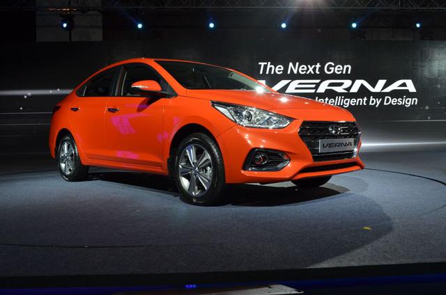 Phát thèm với xe chưa đến 300 triệu Đồng Hyundai Verna 2017 vừa ra mắt Ấn Độ - Ảnh 3.