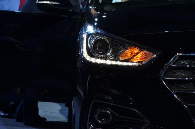 Phát thèm với xe chưa đến 300 triệu Đồng Hyundai Verna 2017 vừa ra mắt Ấn Độ - Ảnh 6.