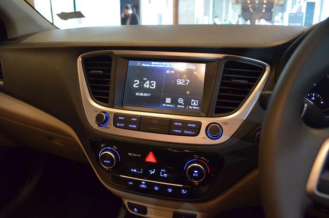 Phát thèm với xe chưa đến 300 triệu Đồng Hyundai Verna 2017 vừa ra mắt Ấn Độ - Ảnh 11.
