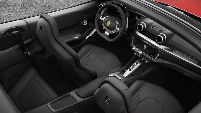 Ferrari Portofino - siêu xe mui trần thay thế California T - bất ngờ được tung ra - Ảnh 5.