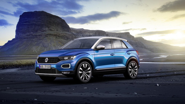 Volkswagen T-Roc - Crossover 5 chỗ hoàn toàn mới, cạnh tranh Honda HR-V và Mazda CX-3 - Ảnh 3.