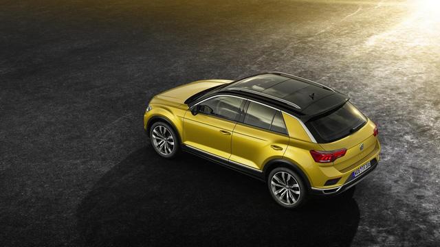 Volkswagen T-Roc - Crossover 5 chỗ hoàn toàn mới, cạnh tranh Honda HR-V và Mazda CX-3 - Ảnh 10.