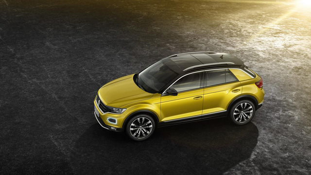 Volkswagen T-Roc - Crossover 5 chỗ hoàn toàn mới, cạnh tranh Honda HR-V và Mazda CX-3 - Ảnh 12.