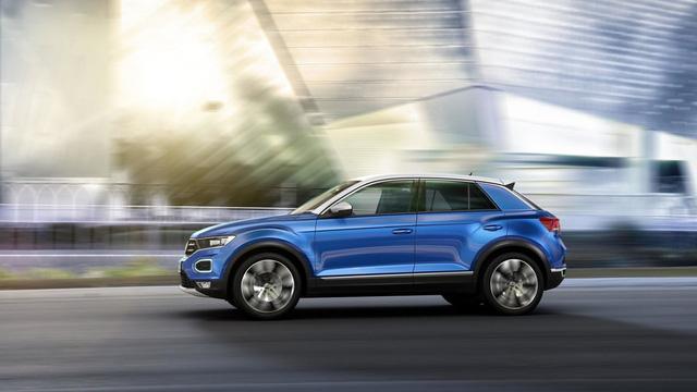 Volkswagen T-Roc - Crossover 5 chỗ hoàn toàn mới, cạnh tranh Honda HR-V và Mazda CX-3 - Ảnh 15.