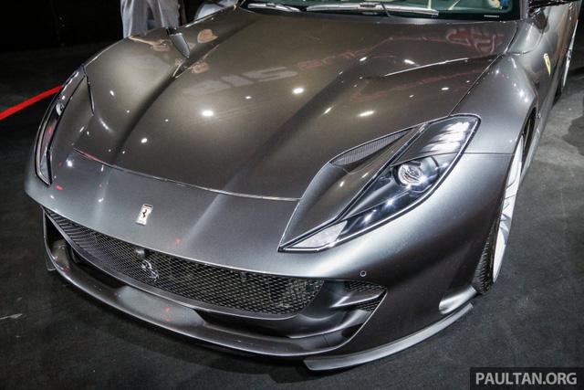 Siêu xe Ferrari 812 Superfast chính thức trình làng tại Đông Nam Á với giá chưa thuế 8,38 tỷ Đồng - 07