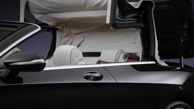 Mercedes-Benz hé lộ thiết kế của S-Class Cabriolet 2018 sắp ra mắt - Ảnh 3.