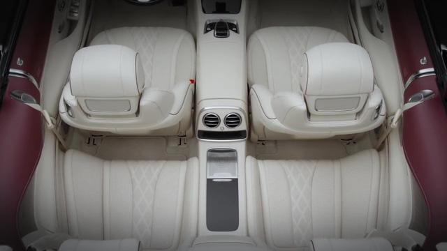 Mercedes-Benz hé lộ thiết kế của S-Class Cabriolet 2018 sắp ra mắt - Ảnh 4.