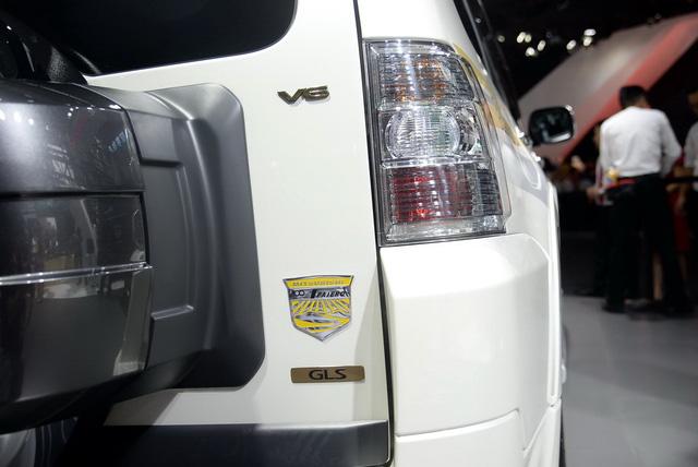 Phiên bản mới của Mitsubishi Pajero - SUV 7 chỗ không ai thèm mua tại Việt Nam - chính thức trình làng - Ảnh 5.