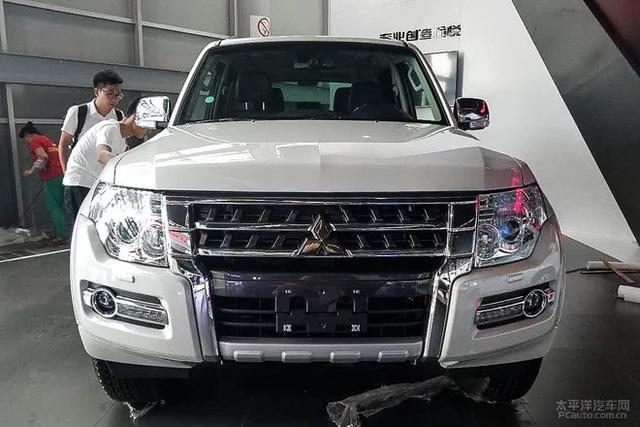 Phiên bản mới của Mitsubishi Pajero - SUV 7 chỗ không ai thèm mua tại Việt Nam - chính thức trình làng - Ảnh 2.