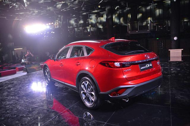 """Mazda CX-4 - Crossover cỡ nhỏ khiến nhiều người """"phát thèm"""" - ảnh 11"""