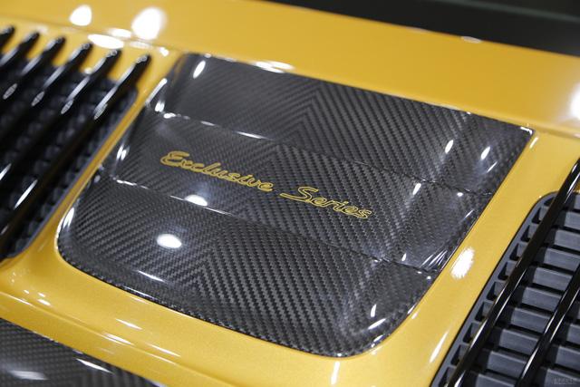 Porsche 911 Turbo S Exclusive Series có giá chỉ hợp với nhà giàu tại đất nước tỷ dân - 04