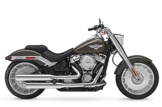 Harley-Davidson giới thiệu dòng Softail 2018 với 8 mẫu xe khác nhau - Ảnh 1.