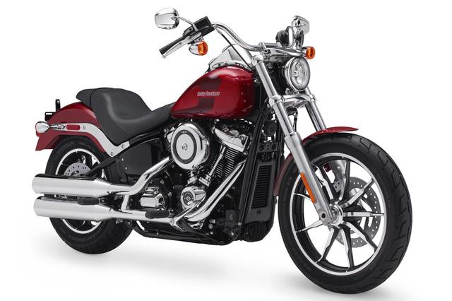 Harley-Davidson giới thiệu dòng Softail 2018 với 8 mẫu xe khác nhau - Ảnh 2.