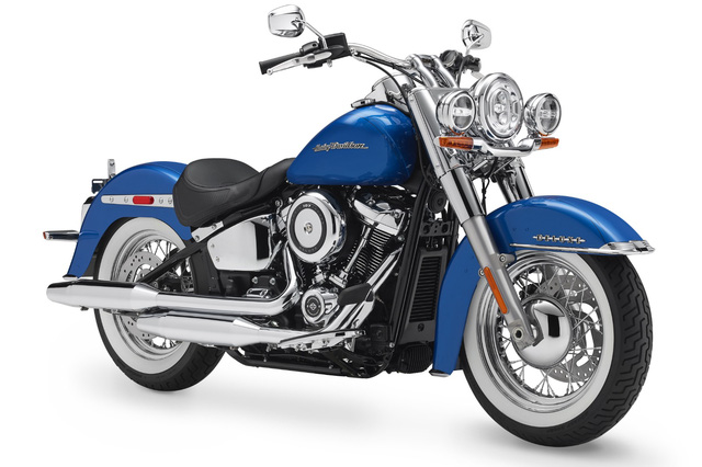 Harley-Davidson giới thiệu dòng Softail 2018 với 8 mẫu xe khác nhau - Ảnh 6.