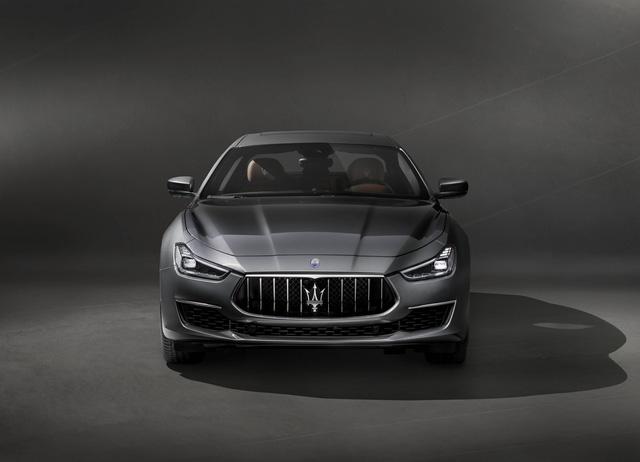 Vén màn sedan hạng sang Maserati Ghibli 2018 với giá từ 3,16 tỷ Đồng - Ảnh 7.