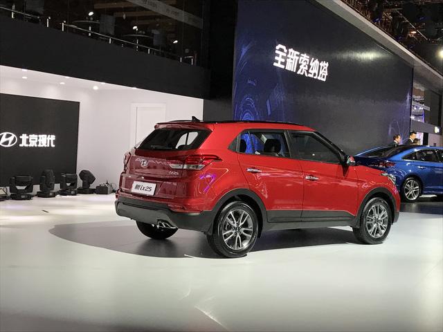 Crossover cỡ nhỏ Hyundai ix25 2017 trình làng với giá tốt - Ảnh 3.