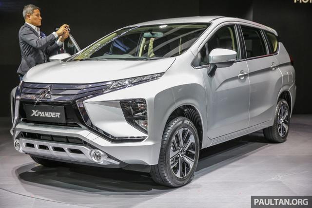 Mitsubishi Xpander sẽ về Việt Nam chưa có dấu hiệu hết hot sau 2 tuần ra mắt - Ảnh 1.