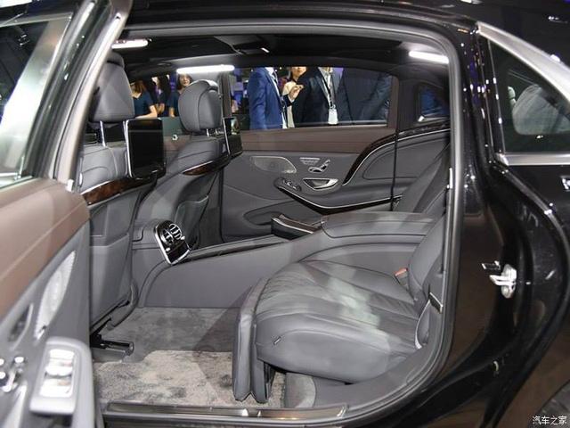Cận cảnh xe siêu sang Mercedes-Maybach S450 4Matic 2018 ra đời để thay thế S400 4Matic - Ảnh 7.