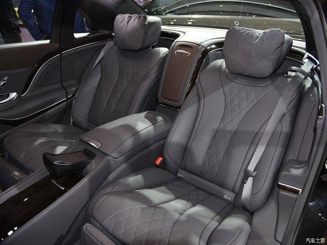 Cận cảnh xe siêu sang Mercedes-Maybach S450 4Matic 2018 ra đời để thay thế S400 4Matic - Ảnh 8.