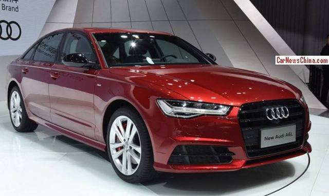 Vén màn phiên bản mới của Audi A6 trục cơ sở dài - Ảnh 1.