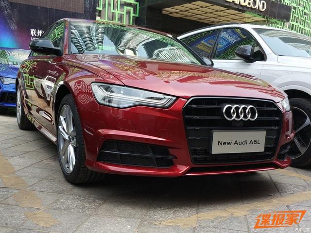Vén màn phiên bản mới của Audi A6 trục cơ sở dài - Ảnh 3.