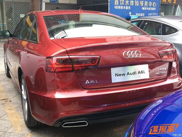 Vén màn phiên bản mới của Audi A6 trục cơ sở dài - Ảnh 6.