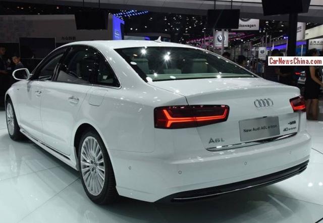 Vén màn phiên bản mới của Audi A6 trục cơ sở dài - Ảnh 11.