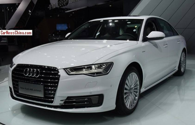 Vén màn phiên bản mới của Audi A6 trục cơ sở dài - Ảnh 12.