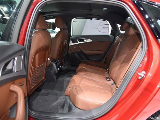 Vén màn phiên bản mới của Audi A6 trục cơ sở dài - Ảnh 13.