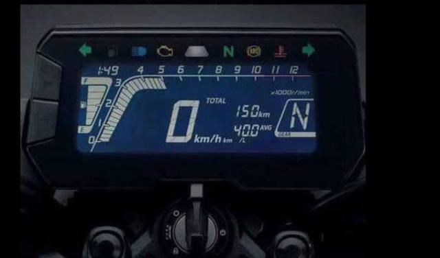 Hé lộ trang bị của mô tô 150 phân khối mới mà Honda chuẩn bị ra mắt - Ảnh 3.