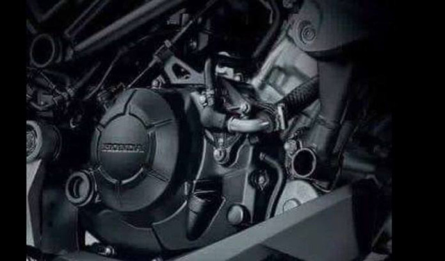 Hé lộ trang bị của mô tô 150 phân khối mới mà Honda chuẩn bị ra mắt - Ảnh 4.