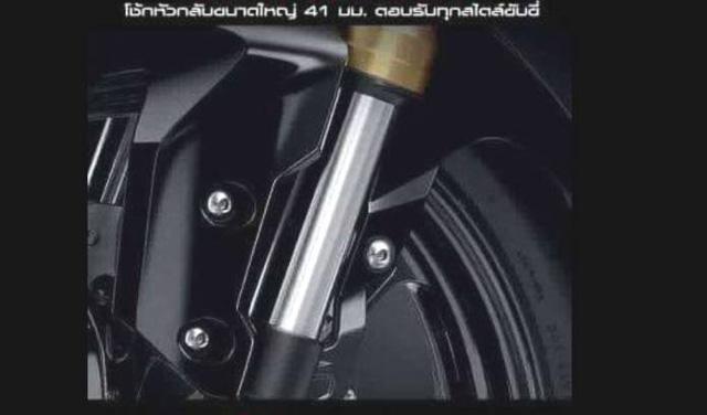 Hé lộ trang bị của mô tô 150 phân khối mới mà Honda chuẩn bị ra mắt - Ảnh 5.