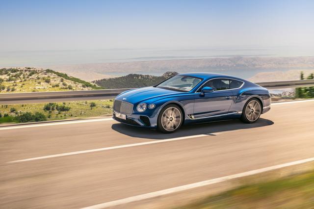 Bentley Continental GT 2018 - Ông hoàng mới của dòng xe grand tourer - Ảnh 1.