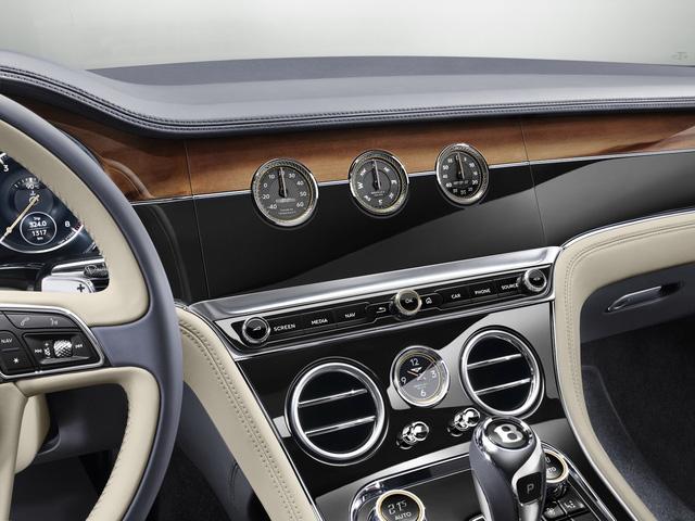 Bentley Continental GT 2018 - Ông hoàng mới của dòng xe grand tourer - Ảnh 7.