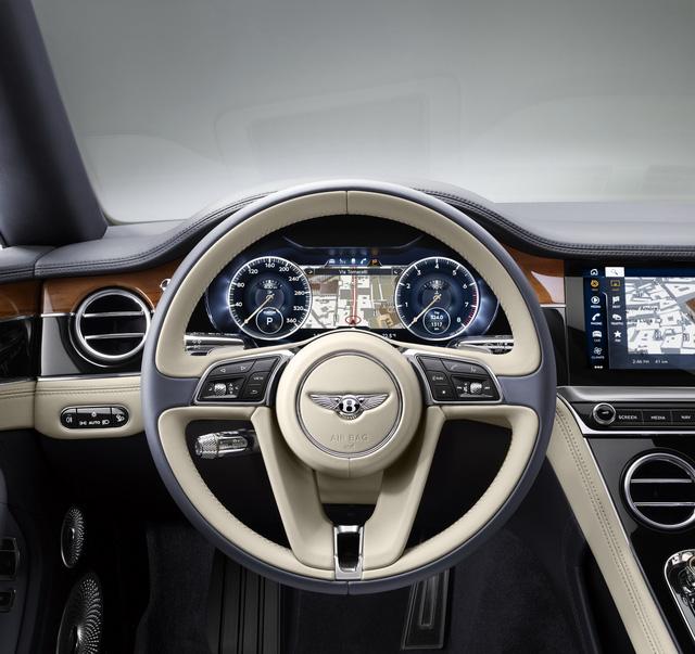 Bentley Continental GT 2018 - Ông hoàng mới của dòng xe grand tourer - Ảnh 10.