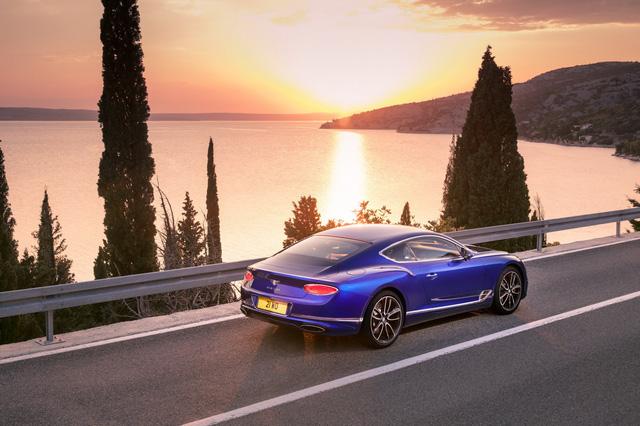Bentley Continental GT 2018 - Ông hoàng mới của dòng xe grand tourer - Ảnh 15.