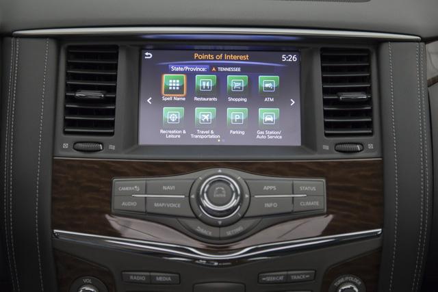 SUV 8 chỗ Nissan Armada 2018 trình làng với công nghệ mới, đối đầu Toyota Sequoia - Ảnh 2.