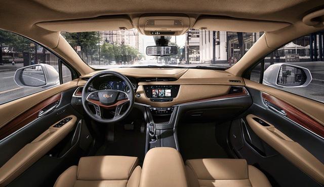 SUV hạng sang Cadillac XT5 có thêm phiên bản tiết kiệm xăng, giá từ 1,86 tỷ Đồng - Ảnh 4.