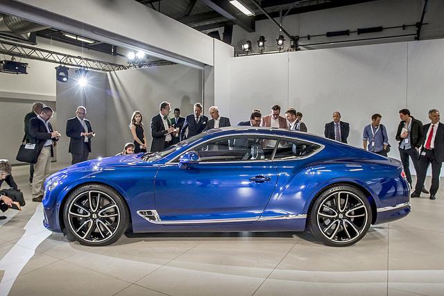 Ngắm vẻ đẹp bằng xương, bằng thịt của xe sang Bentley Continental GT 2018 - Ảnh 3.
