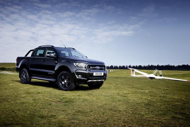 Vua doanh số Ford Ranger có thêm phiên bản đặc biệt mới - Ảnh 1.